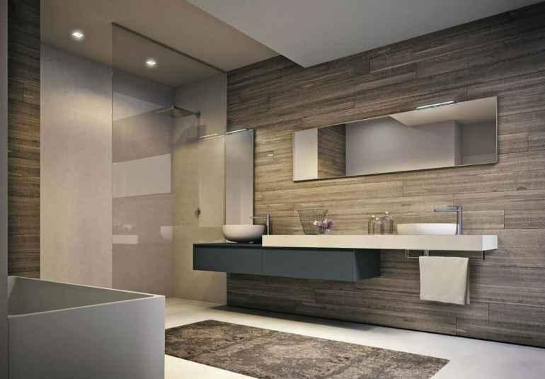 Ванная комната в современном стиле модерн
