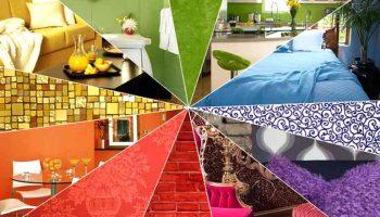 5 важных перемен в вашей жизни благодаря лишь смене цвета в интерьере