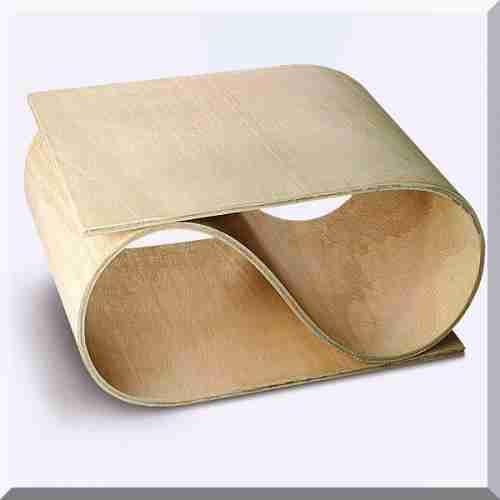Возможности пластичности древесно-слоистой плиты
