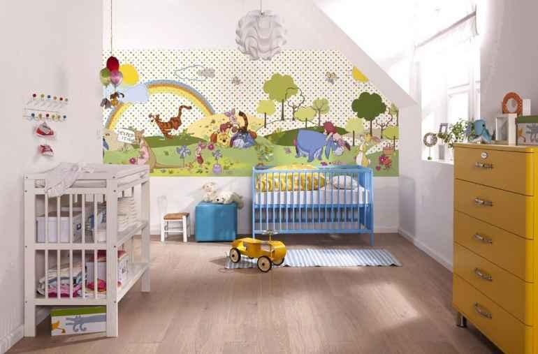 Как выбрать отделку для детской, чтобы было красиво и безопасно