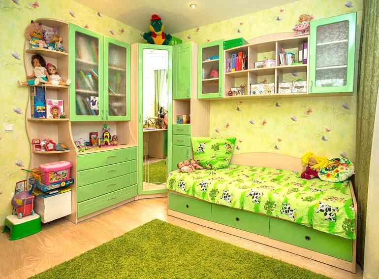 Что важно учесть при выборе мебели в детскую комнату