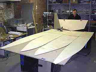 Алюминиевая лодка своими руками видео фото 480