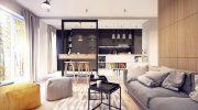 5 недостатков комнаты вытянутой формы и способы их исправить