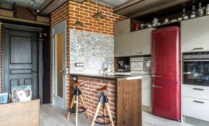5 причин почему никогда не нужно совмещать кухню с коридором