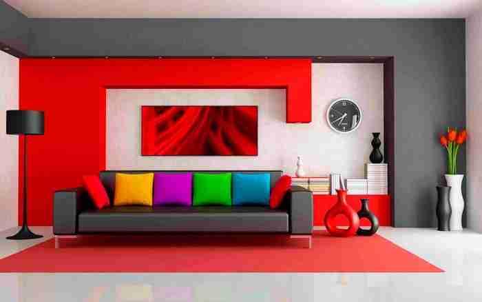 Как подобрать цвет для комнаты