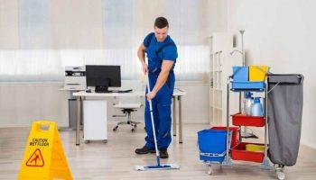 Оптимальное решение по уборке офисов