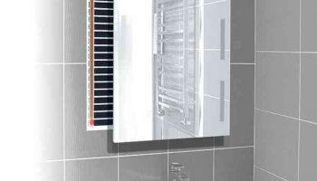 Почему подогрев зеркал в ванной – это напрасные траты?